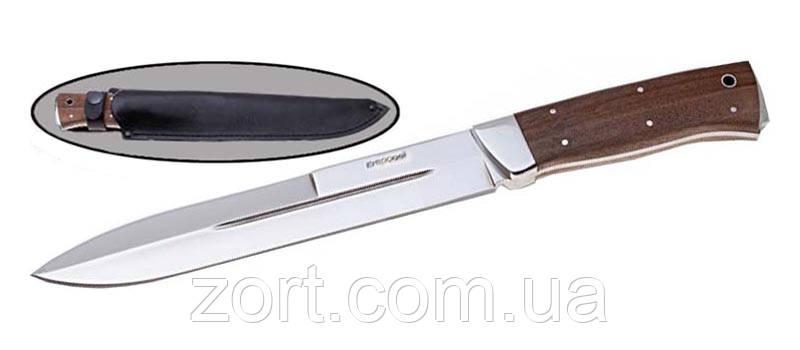 Нож с фиксированным клинком Егерский