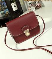 Женская яркая мини-сумочка
