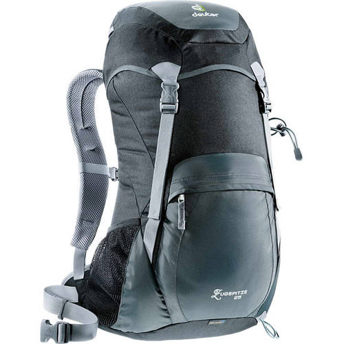 Походный рюкзак 25 л. для горного туризма, бэклекинга DEUTER ZUGSPITZE 25, 34510 4700 черный