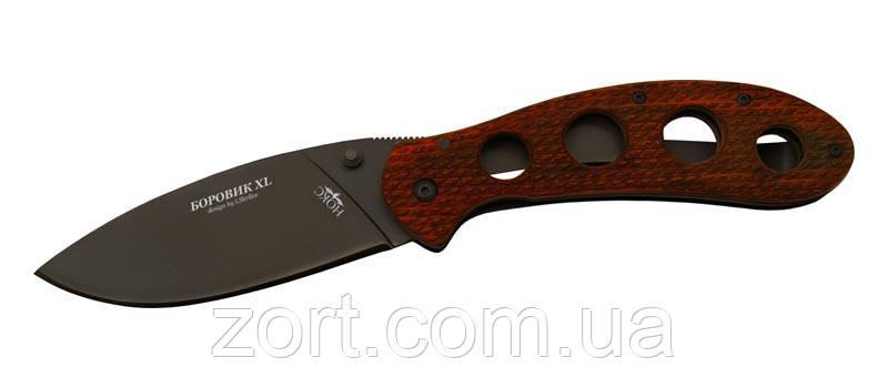 Нож складной, механический Боровик-XL