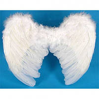 Крила Ангела Великі (білі) 40х60