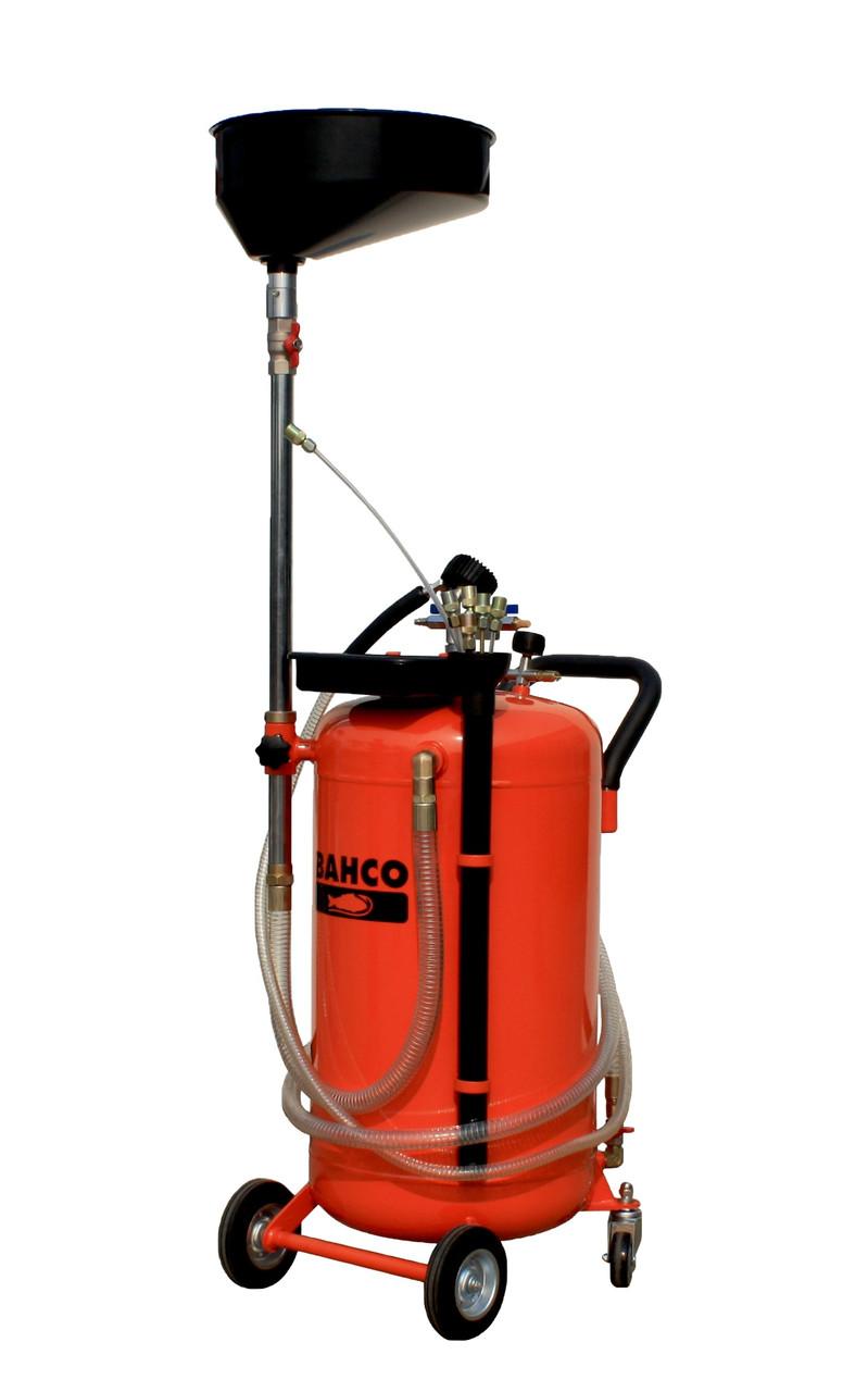 Пневматическая установка для замены масла, Bahco, BOD8902