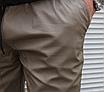 Мужские штаны джоггеры цвета хаки , хлопок, фото 6