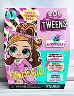 Кукла ЛОЛ Подростки Модница серии Tweens LOL Surprise Tweens Fancy Gurl 576679 Пром-цена