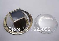 Линза для светодиодной матрицы LED Lens 10W 60-80° 54mm