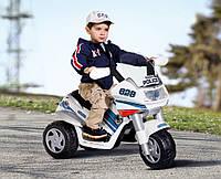 Детский трицыкл RAIDER POLICE, дитячий мотоцикл, детский мотоцикл MOTOR RAIDER POLICE