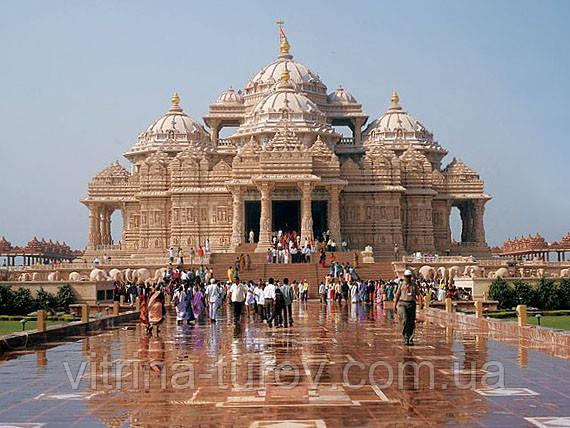 Груповий тур по Індії «Золотий трикутник Індії» HB (сніданок+вечеря) + Непал на 9 днів