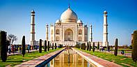 Групповой тур по Индии «Золотой треугольник Индии» HB + парк Панна и каньон водопада Ранех на 8 дней