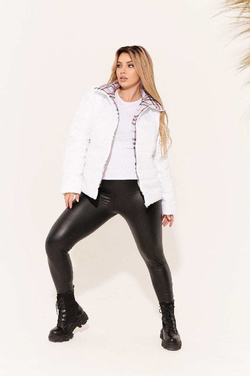 Стильная женская куртка Anabel White