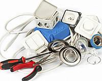 Монтаж электрики и освещения