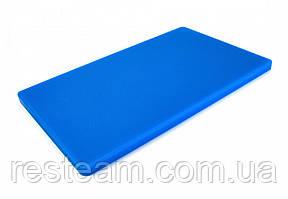 "Дошка двостороння LDPE, 500x300x20 мм, синя ""One Chef"" Normak"