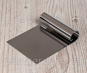 Шпатель кондитерський металевий 10 см