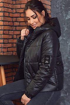 Куртка женская демисезонная на молнии Мода плюс