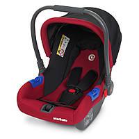 Бебикокон, автокресло для новорожденных, регулируется ручка, вес ребенка до 13 кг ME 1009-2 NEWBORN, красное