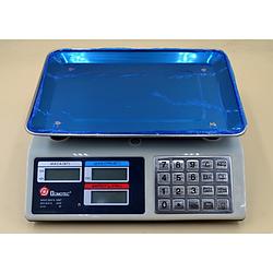 Торгові електронні ваги Domotec CK-982S 6V до 50 кг