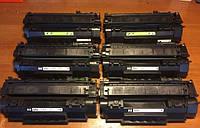 Картридж HP 53X LaserJet Q7553X, б/у