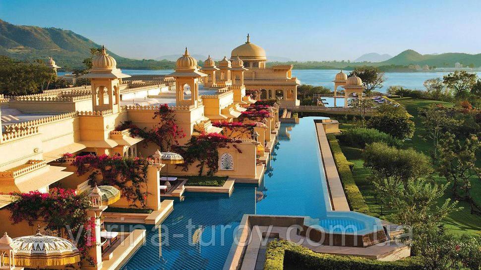 Груповий тур в Індію «Золотий трикутник Індії» HB фарби Раджастана на 10 днів / 11 ночей