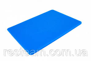 "Дошка двостороння LDPE, 400x300x10 мм, синя ""One Chef"" Normak"