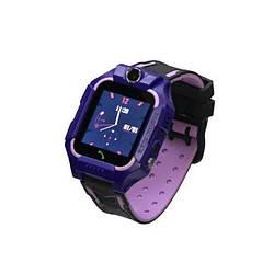 Детские умные часы Smart Baby FZ6W Violet/Pink
