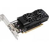 MSI PCI-Ex GeForce GTX 1050 Ti 4GT Low Profile 4GB GDDR5 (128bit) (1290/7008) (DVI, HDMI, DisplayPort) (GTX, фото 6