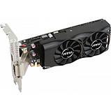 MSI PCI-Ex GeForce GTX 1050 Ti 4GT Low Profile 4GB GDDR5 (128bit) (1290/7008) (DVI, HDMI, DisplayPort) (GTX, фото 5