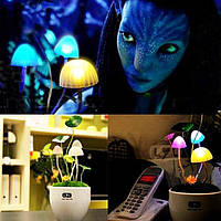 Ночной светильник грибы «Аватар». Кусочек сказочной планеты Пандора