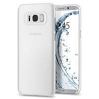Чохол Spigen для Samsung Galaxy S8 Plus, Air Skin Soft Clear (571CS21679)