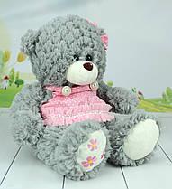 Мягкая игрушка медведь, плюшевый мишка, 31 см.