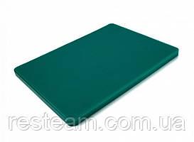 "Дошка двостороння LDPE, 400x300x20 мм, зелена ""One Chef"" Normak"