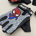 Детские яркие перчатки  для спорта, фото 4