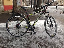 Сборка туристического велосипеда на раме Kelly's TNT10 1