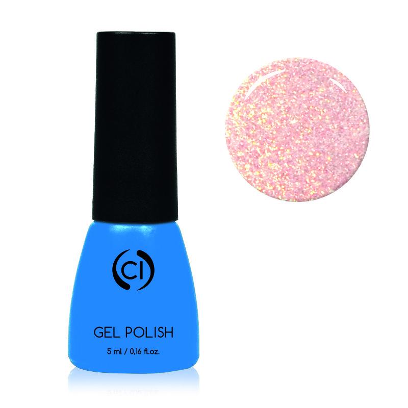 Гель-лак для нігтів  5мл glitter G05 sun sand  Colour INTENSE NP369