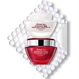 Набір; Денний та нічний крем для обличчя AVON ANEW Досконалість з технологією Protinol  35+   (50 мл+50 мл), фото 2