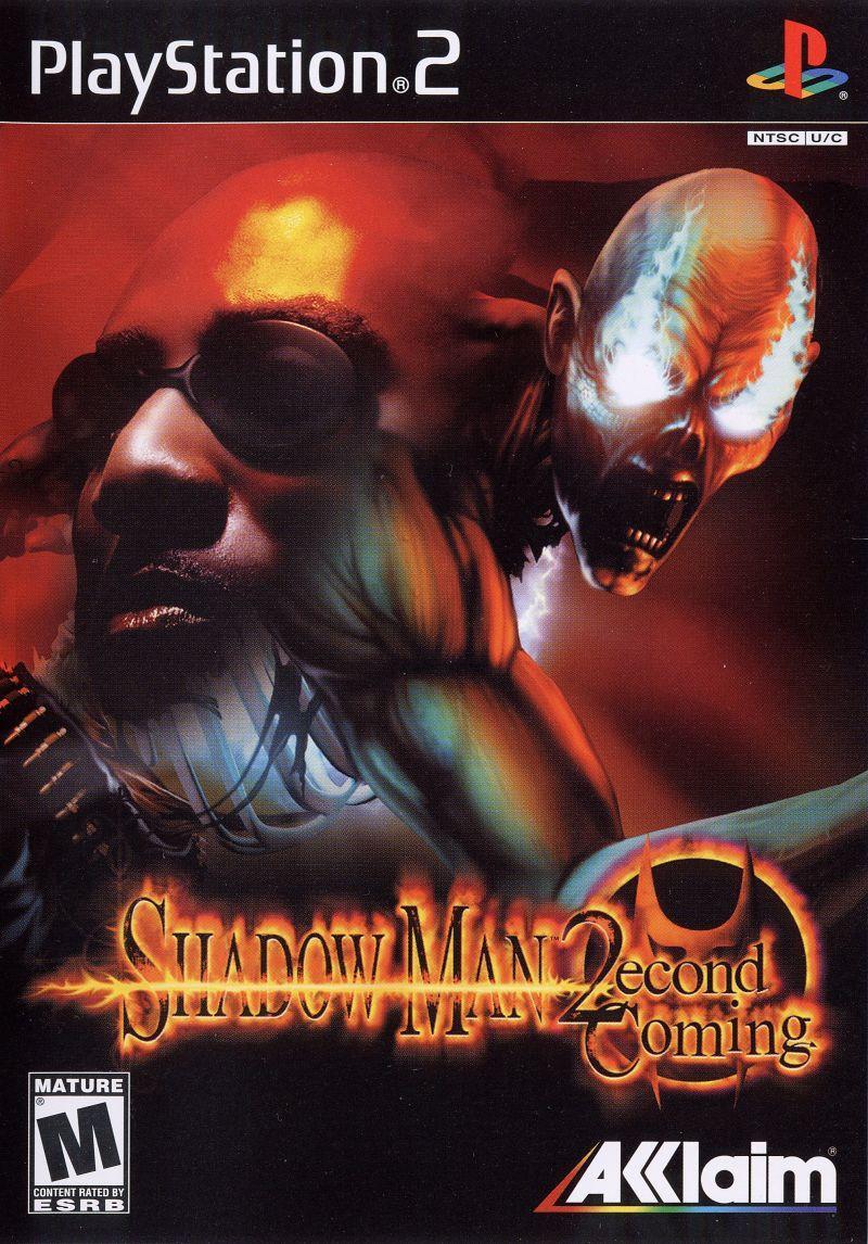 Гра для ігрової консолі Play Station 2, Shadow Man: 2econd Coming