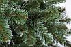 Ялинка ЛЮКС якості штучна лита,  Казка з білими кінчиками 1,00 м., фото 2