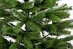 Елка ЛЮКС качества искусственная литая, Литая Буковельская зеленая 1,80 м., фото 2