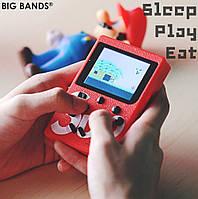 Ігрова приставка (GIPS), консоль SUP Game Box 400 ігор в 1 ( портативна приставка dendy 8 біт)