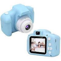 Дитячий фотоапарат GM14 (GIPS), цифровий фотоапарат для дітей, фотоапарат з іграми