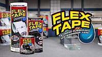 Скотч стрічка flex tape (GIPS), Надміцна скотч-стрічка флекстейп, Водонепроникна клейка стрічка ізоляційна