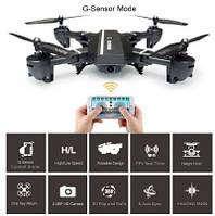 Квадрокоптер 8807W (GIPS), Іграшка дрон, Радіокеровані іграшки, Квадракоптер з дистанційним управлінням