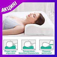 Ортопедична подушка для сну Memory Подушка з пам'яттю (GIPS), магазин Gipo
