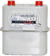 Газовый счетчик мембранный Metrix G2,5
