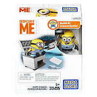 Конструктор Mega Bloks Миньоны DMV20
