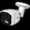 Наружная IP камера GreenVision GV-108-IP-E-СOS50-25 POE 5MP (Ultra)