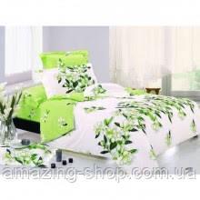Качественное постельное белье Бязь Gold Размер Евро 200*215