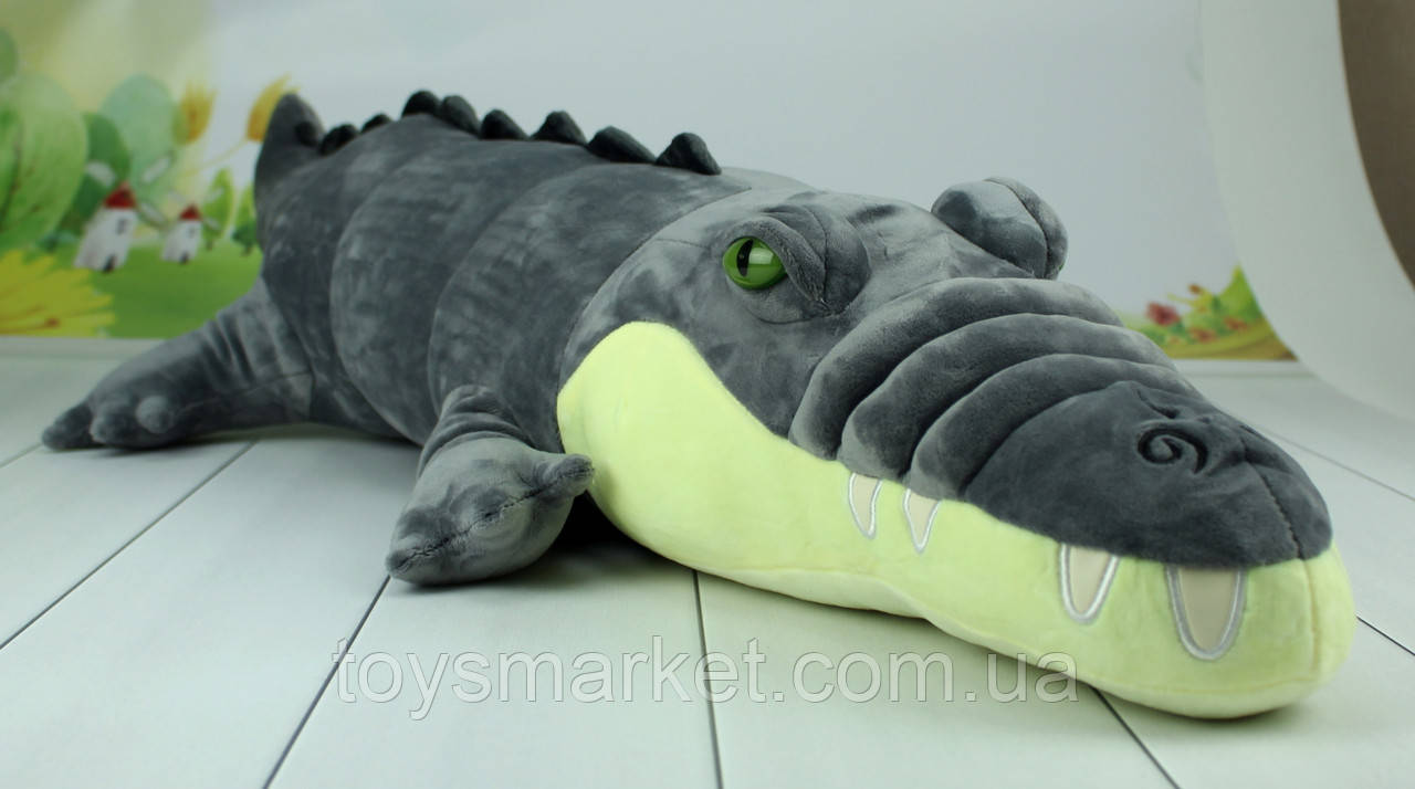 М'яка іграшка крокодил, 100 див.