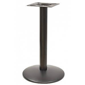 Опора для стола Ока черный , висота 72 см, диаметр 43 см
