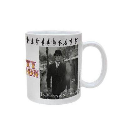 Кружка Monty Python Mug Ministry of Silly Walks