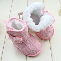 Детские сапожки-пинетки.Сапожки для новорожденных., фото 1