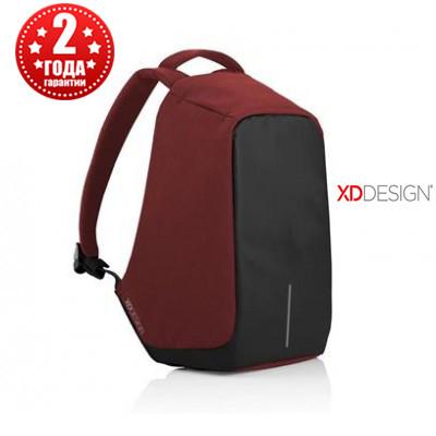 "Рюкзак міський XD Design Bobby Anti-Theft 15,6"" Red (P705.544)"